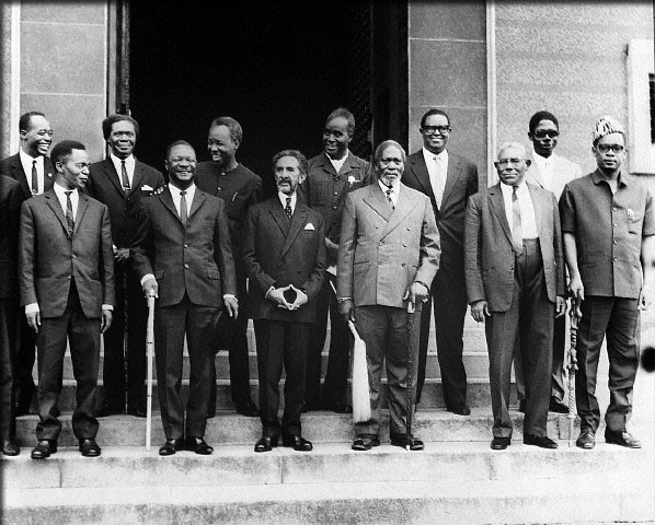 The Organisation of African Unity: a Symbol for Pan-Africanism? – IRM