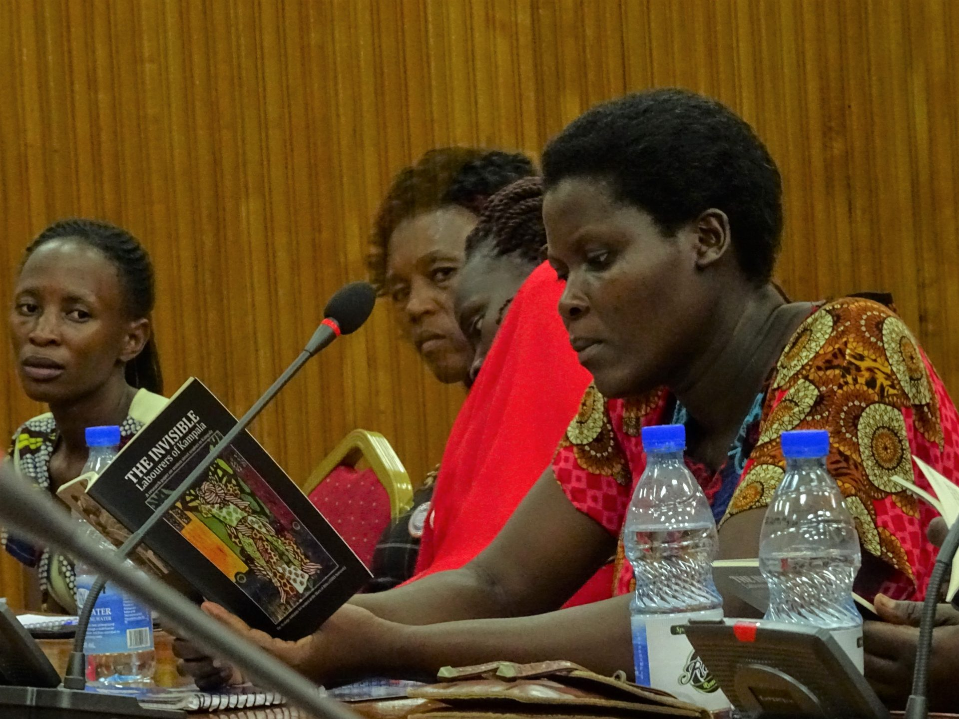 Contemporary African Feminism: Building the theory